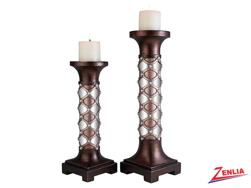 4278 2pc Candle Set