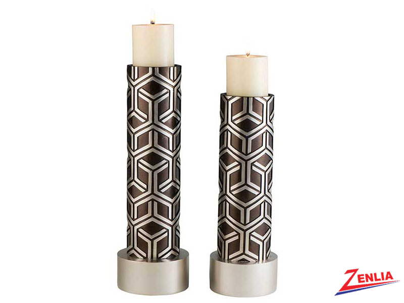 4276 2pc Candle Set