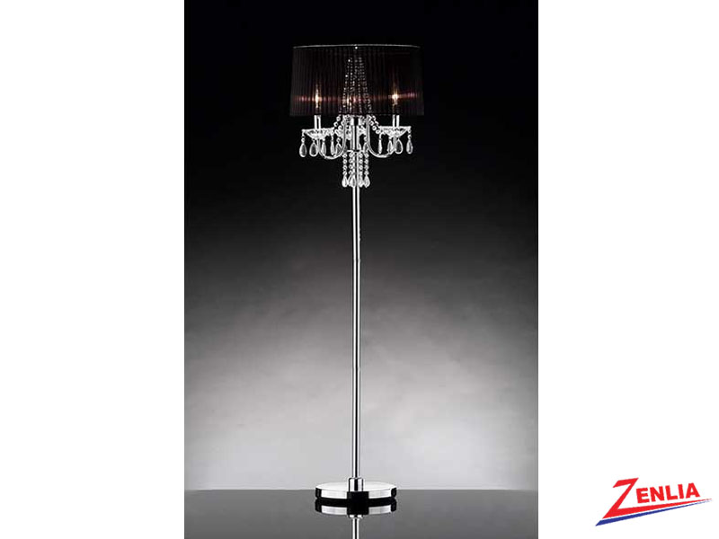 5111 Crystal Floor Lamp