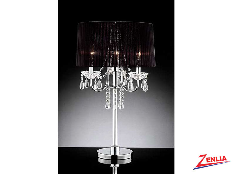5111 Crystal Table Lamp