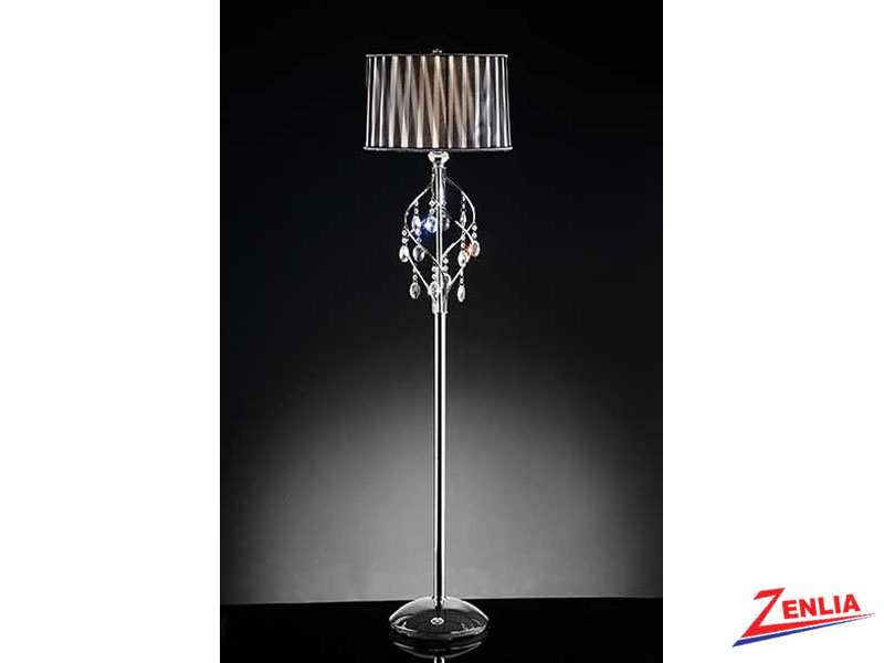 5123 Crystal Floor Lamp