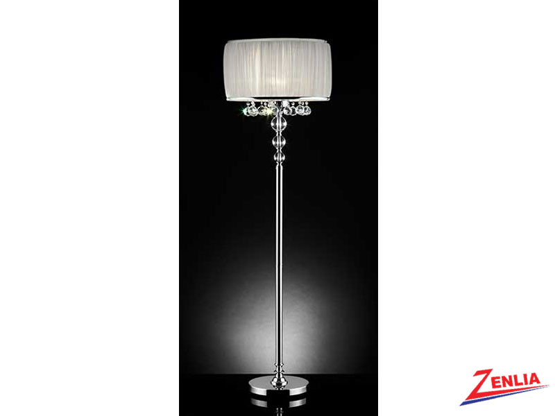 5139 Crystal Floor Lamp