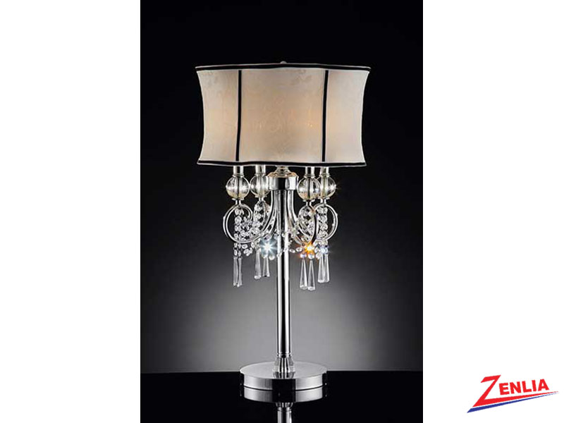 5131 Crystal Table Lamp