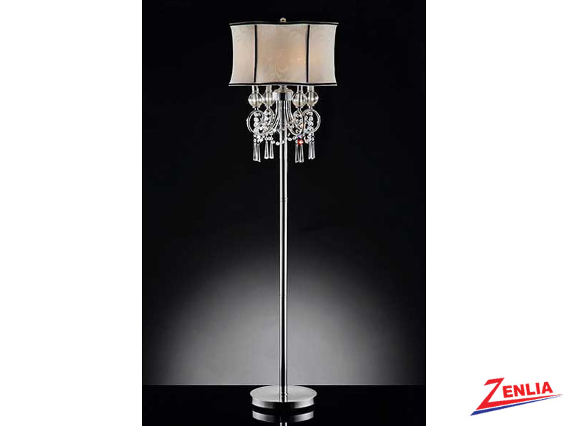 5131 Crystal Floor Lamp