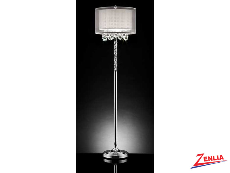 5149 Crystal Floor Lamp