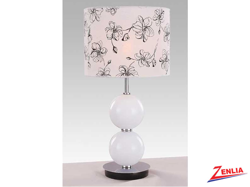 814 White Table Lamp