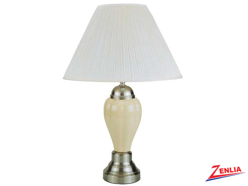 6117 Ivory Table Lamp