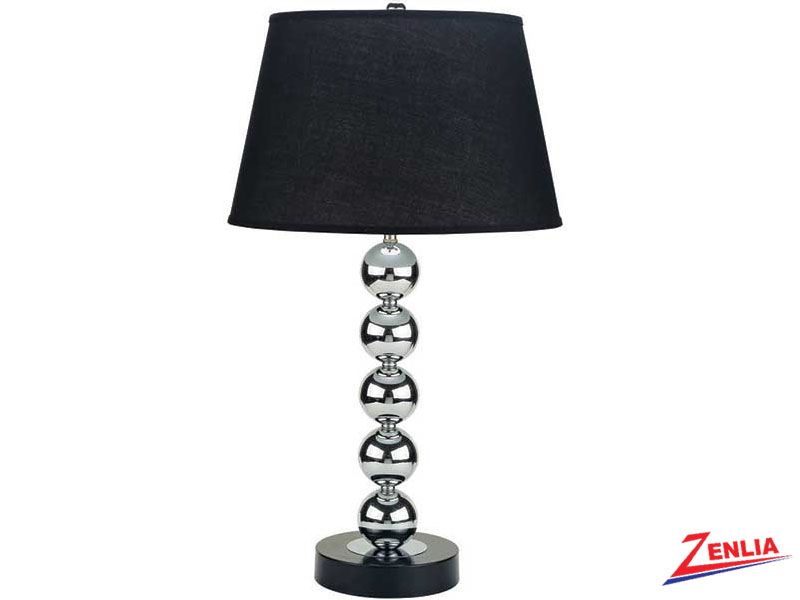 6257 Black Table Lamp