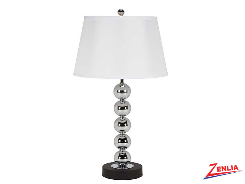 6257 White Table Lamp