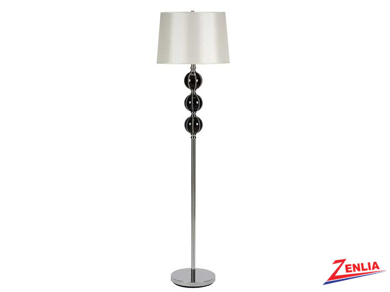 31151 White Floor Lamp