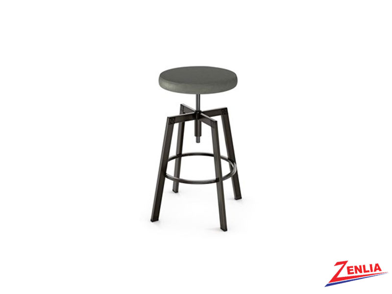 Style 42-563 Cushion Screw Stool