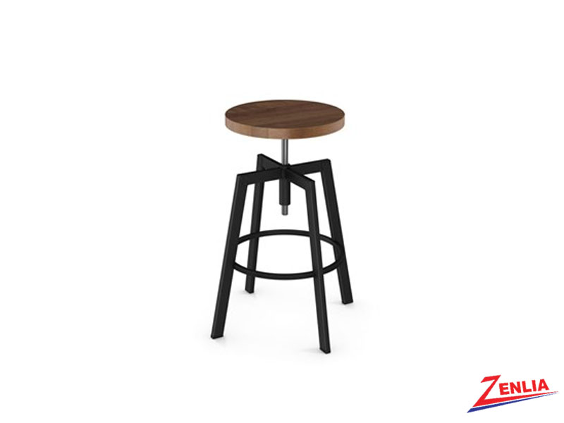 Style 42-563 Wood Screw Stool
