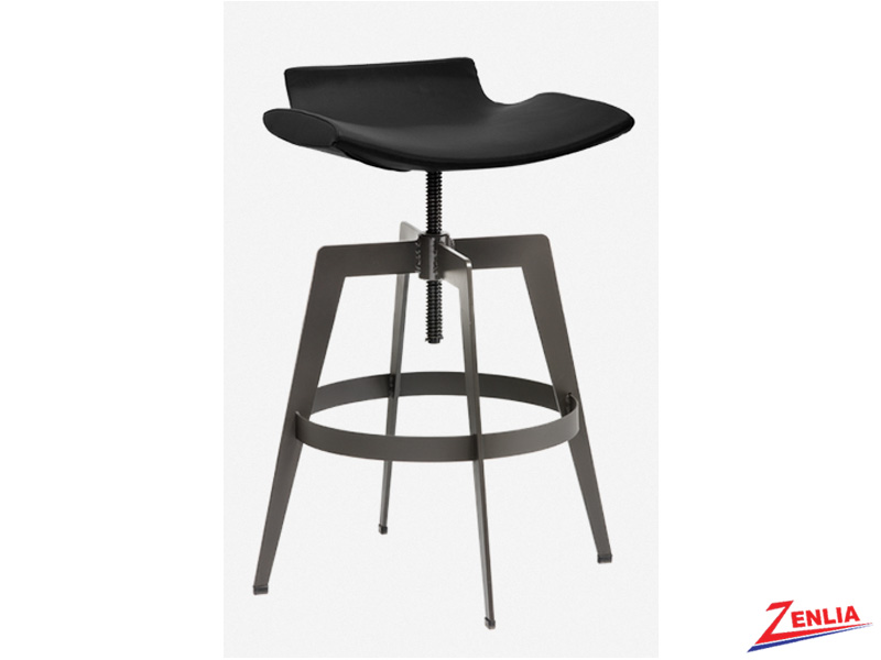 Banc Adjustable Stool Onyx
