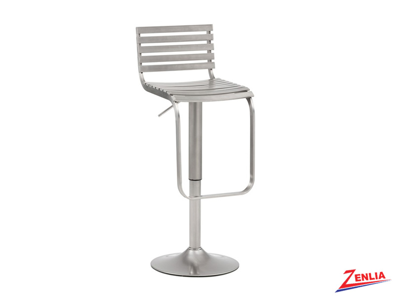 Cia Adjustable Stool Grey