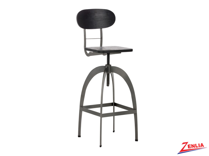 Turn Adjustable Stool