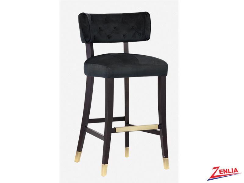 Tat Black Stool