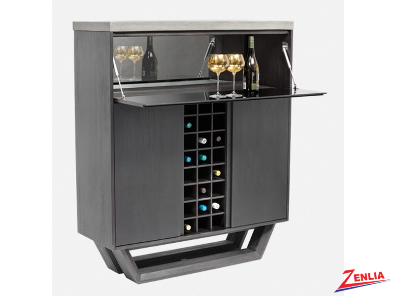 Lang Wine Cabinet