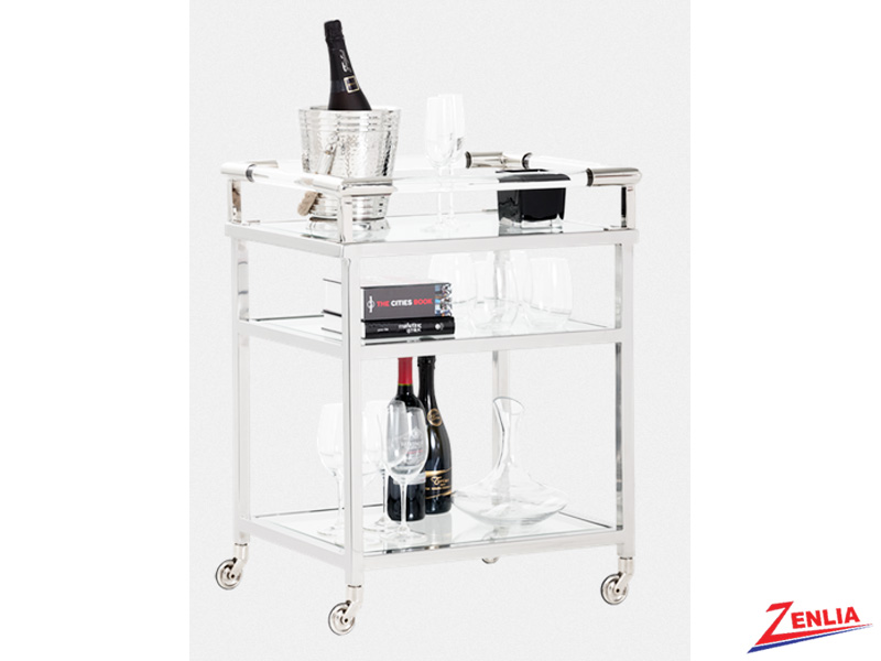 Marg Bar Cart