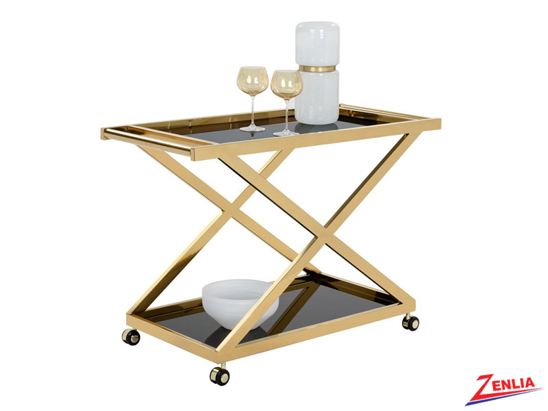 Marv Bar Cart