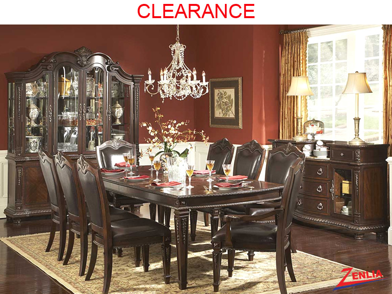 1394 Dining Collection Floor Model On Sale