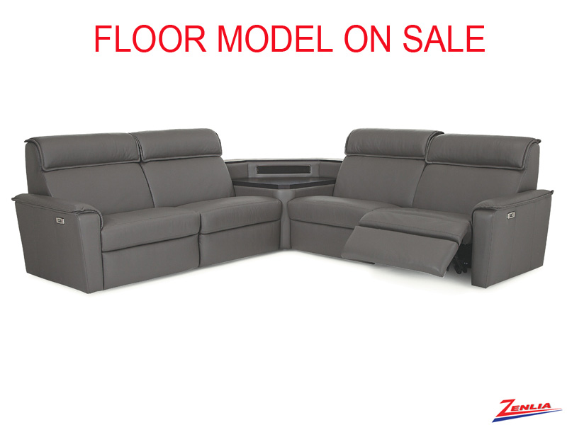 Nap Sectional Sofa Floor Model On Sale