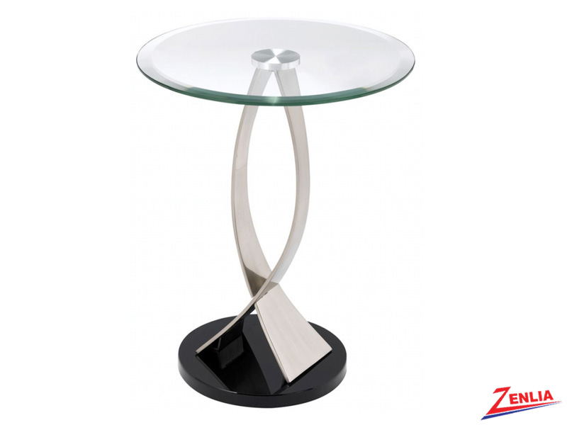 Tiff Glass End Table