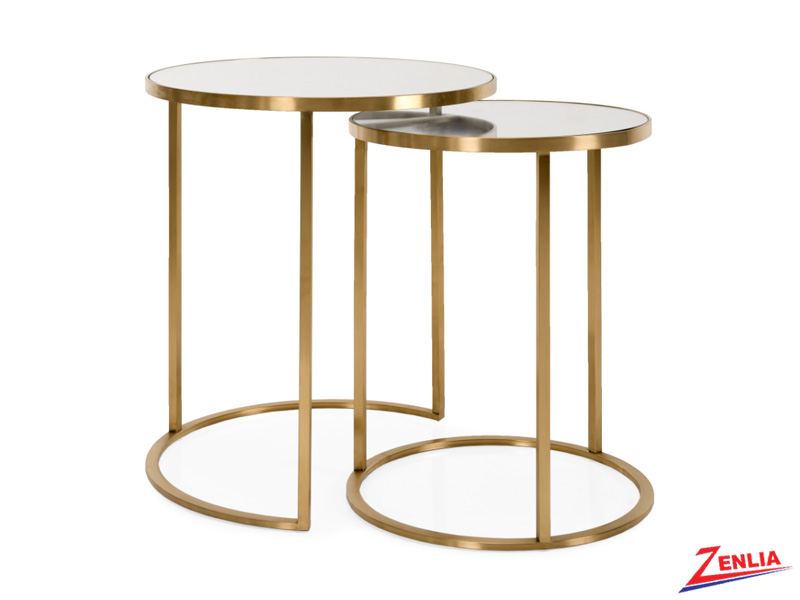 Bali Nesting Table