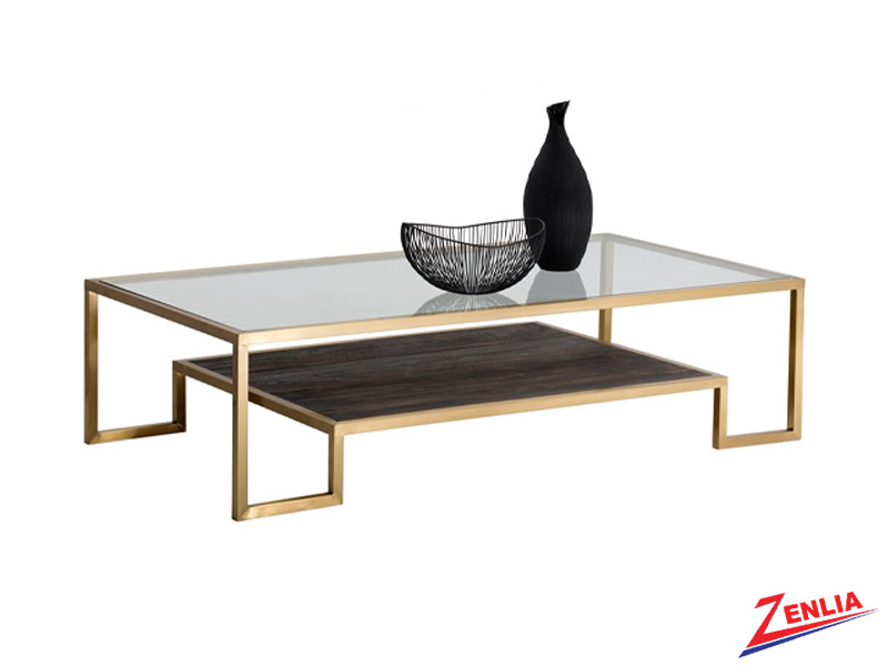 Carv Coffee Table