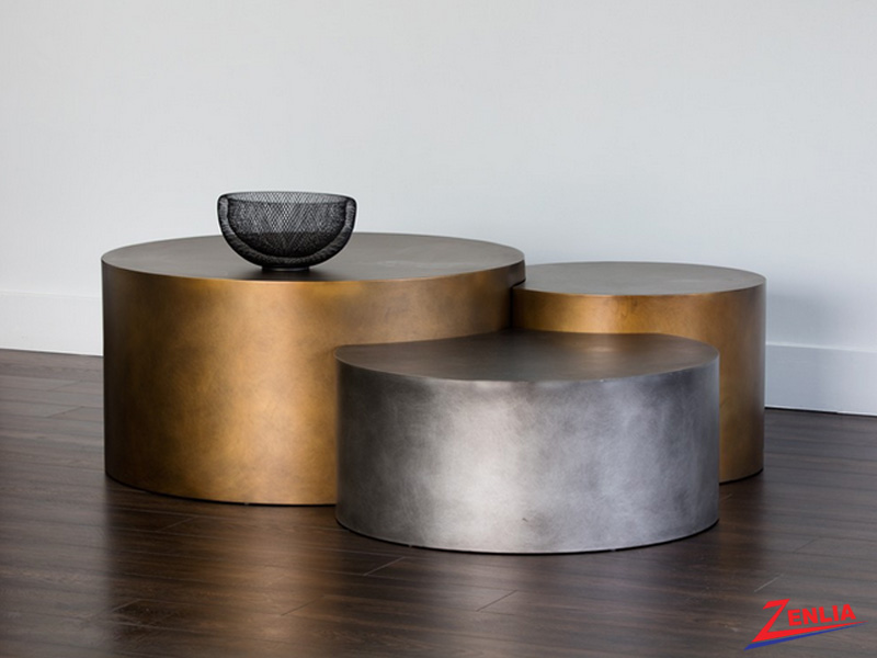 Neo Brass Coffee Table