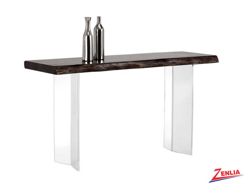 Rosco Live Edge Console Table