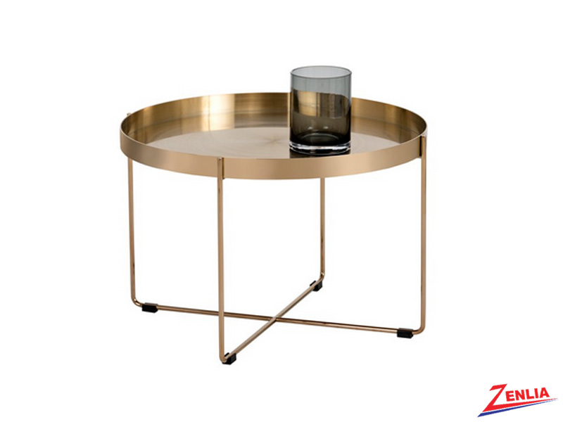 Chels Rose Gold Table