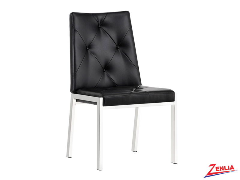 Brook Black Dining Chair