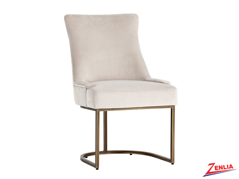 Floren Ivory Dining Chair