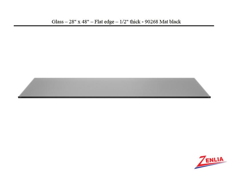 90268 Mat Black