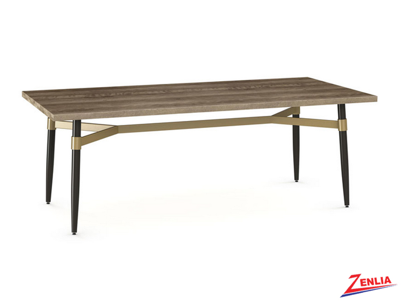Lin Large Wood Dining Table