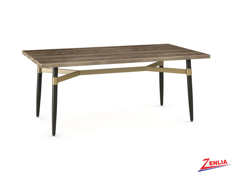 Lin Small Wood Dining Table