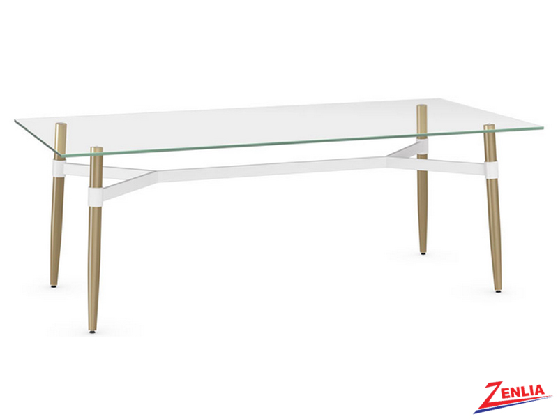 Lin Long Glass Dining Table