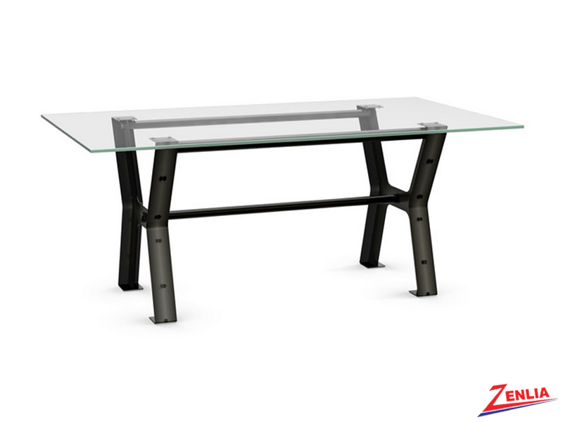 Parad Small Glass Dining Table