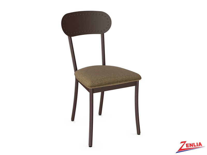 bea-fabric-seat-with-metal-backrest-image