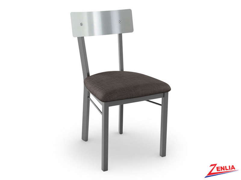 Laure Stainless Steel Backrest