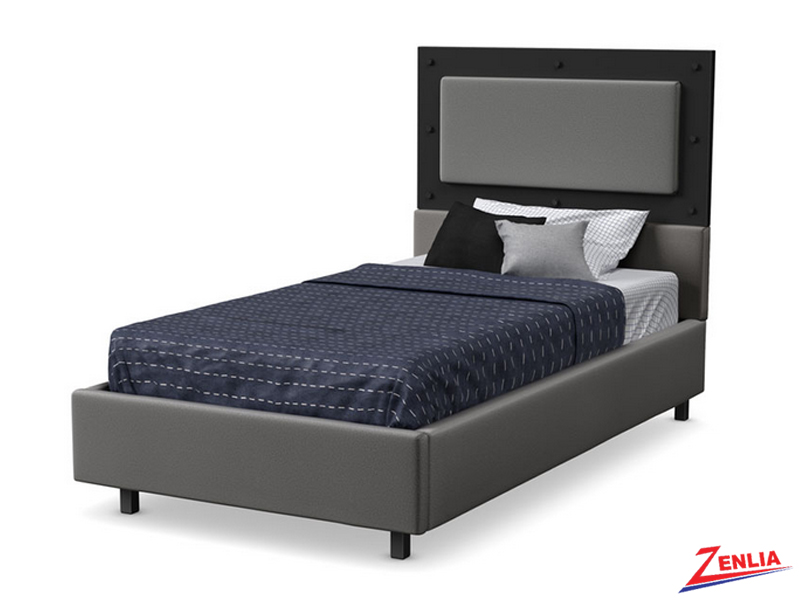 Wipple Twin Bed