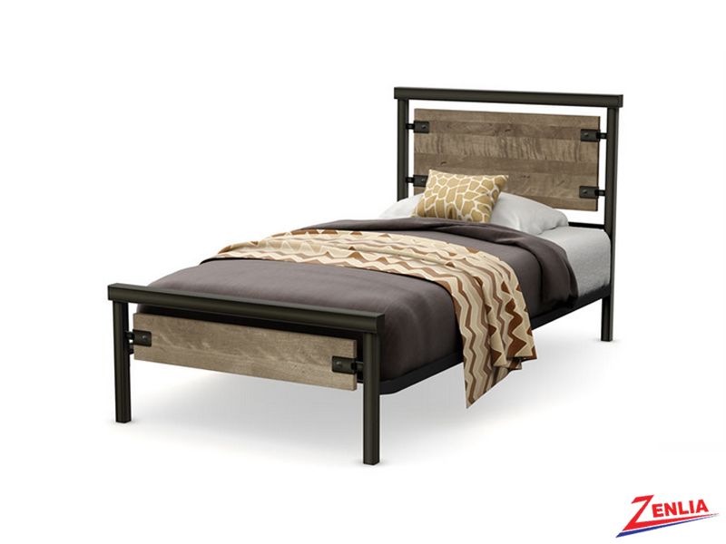 Timb Twin Birch Bed