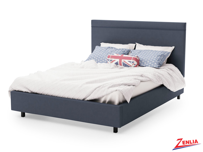 Bree Storage Bed With Self Welt
