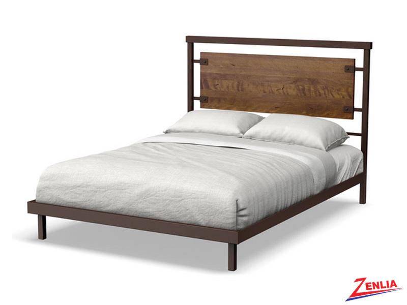 Timb Platform Bed