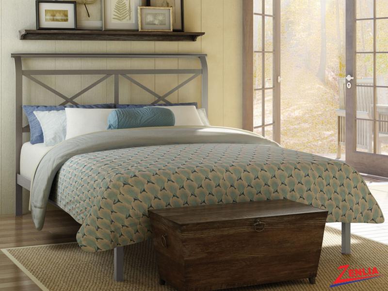 Swan Modern Platform Bed: Bedroom Furniture