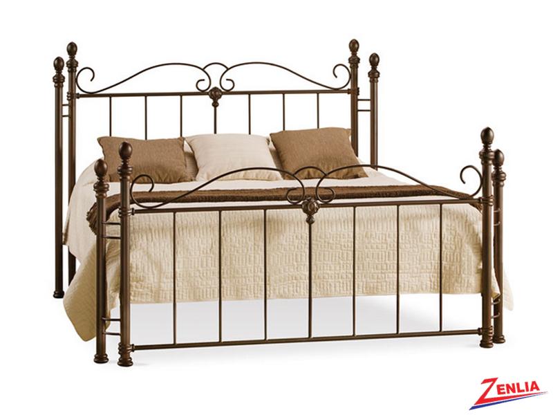 Nata Footboard Bed