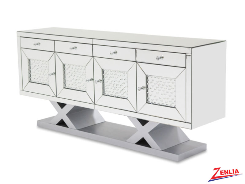 Mntr 227 Mirrored Cabinet