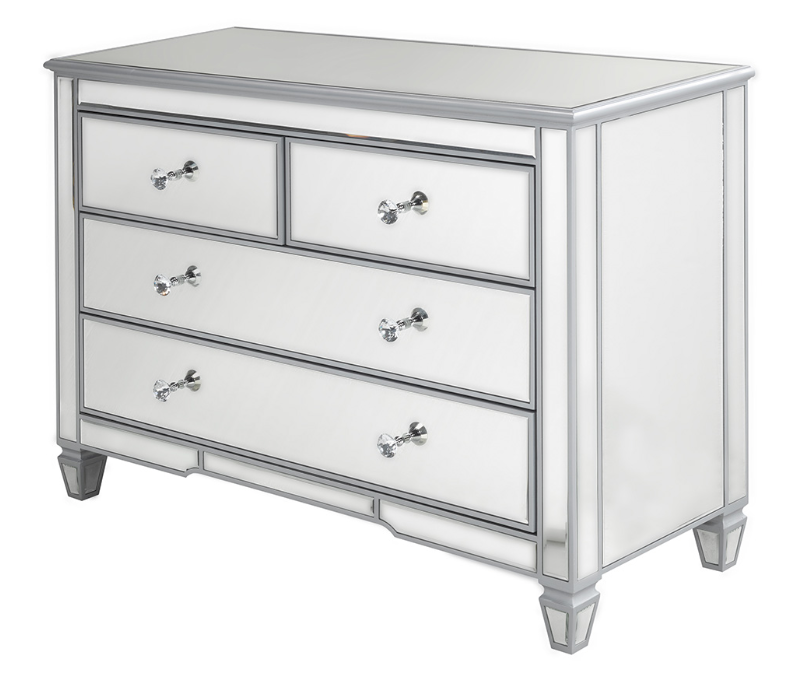 12050 Four Drawer Sideboard