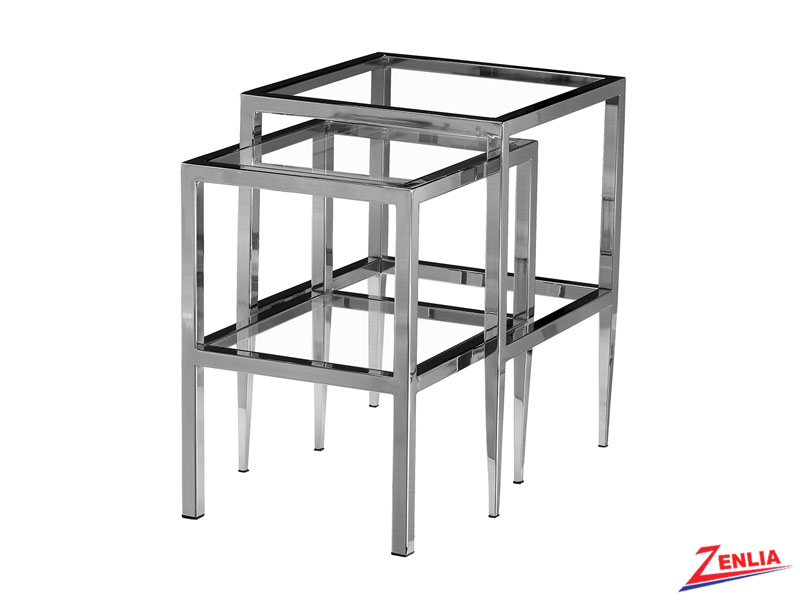 Alba Nesting Table