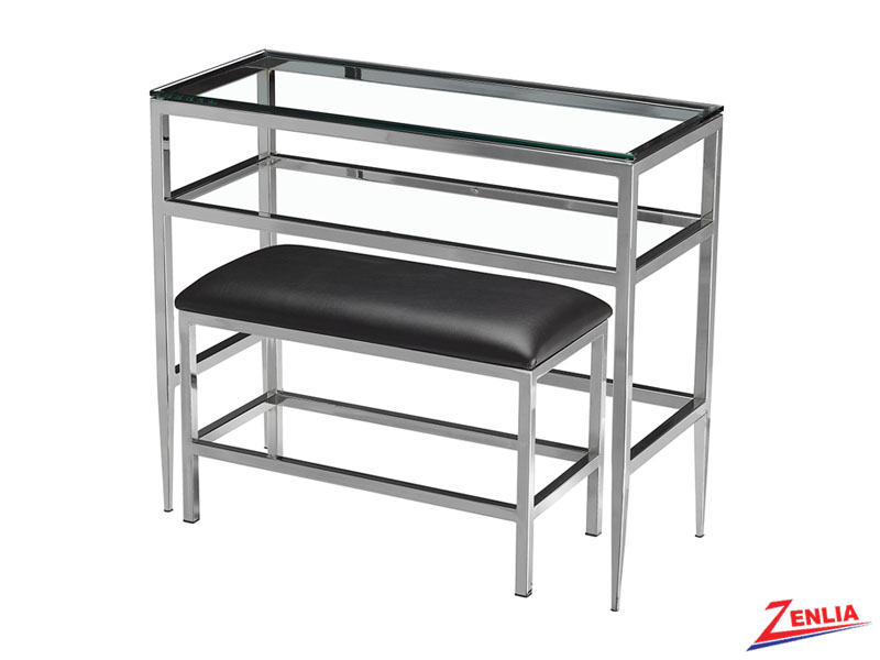 Alba Console With Bench